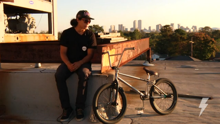 Shane Weston Bike Check Dan's Comp