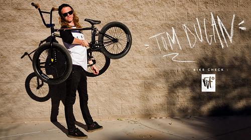 Tom Dugan Bike Check